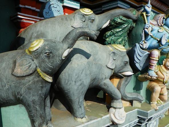 Фигурки на гапураме