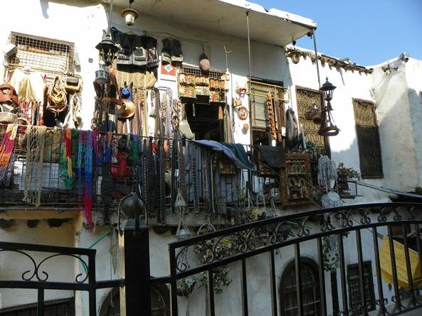 Торговый балкон