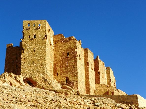Пальмира. Цитадель