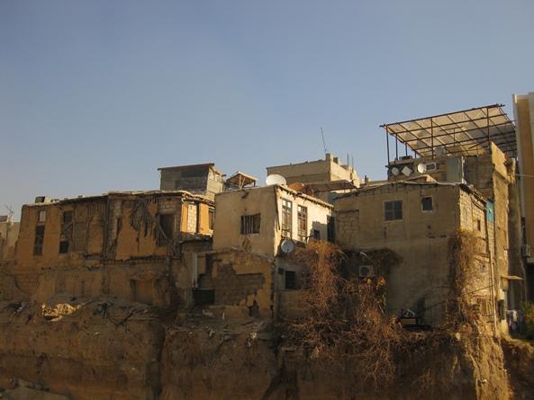 Дома в Дамаске