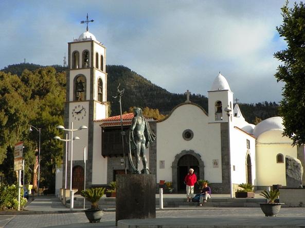 Церковь в Сантьяго дель Тейде