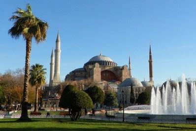 самостоятельно по Стамбулу