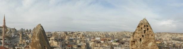 Панорама Гёреме