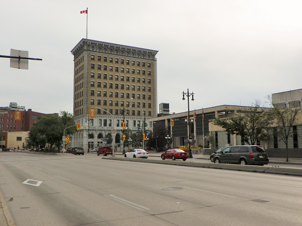 Winnipeg. Downtown (1)