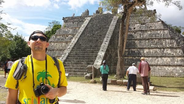 Пирамида Могила Верховного Жреца