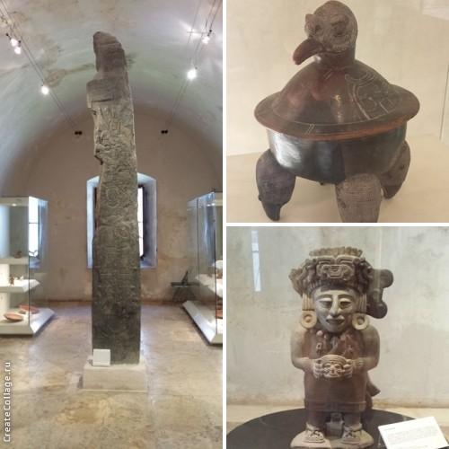 Археологический музей в Форте Сан Мигель