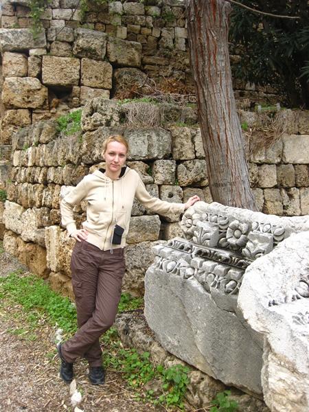 Капитель античной колонны?