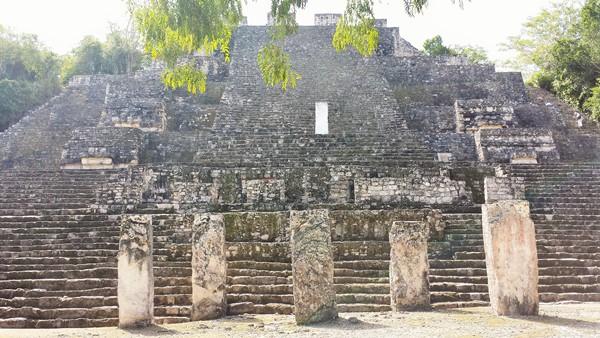 Структура 2. Калакмуль