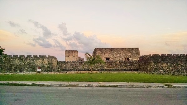 Форт Сан-Фелипе. Бакалар