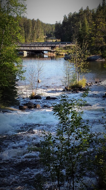 Rushing River Provincial Park