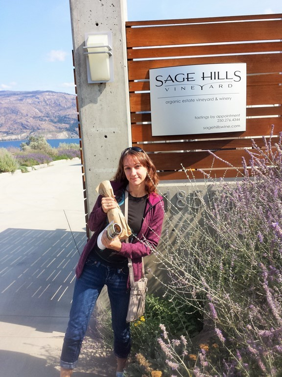"""Sage Hills"". Okanagan"