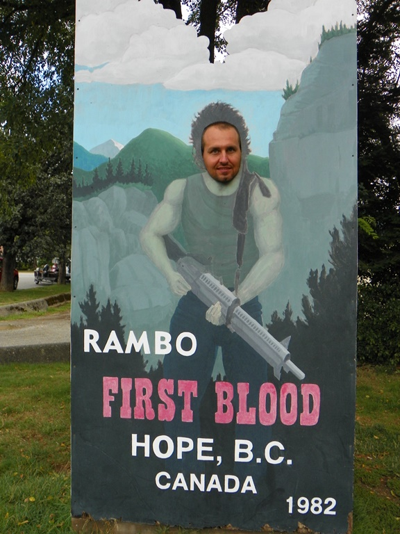 Rambo. First Blood