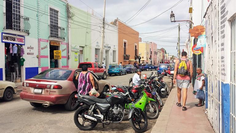 Valladolid. Mexico