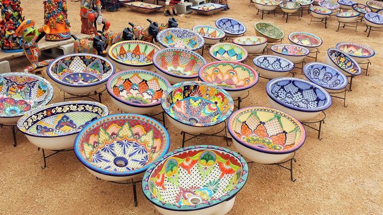 Сувениры из Мексики (Юкатан)