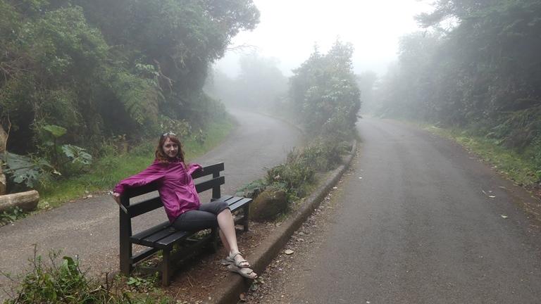 Самый холодный день в Коста-Рике. Volcano Poas. Costa Rica