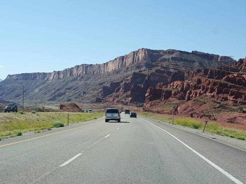 Somewhere in Utah