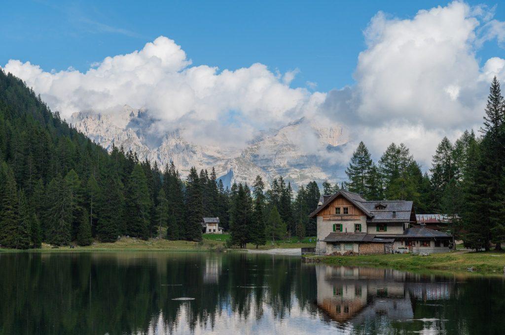 Trentino - Lago Nambino (credits Francesco Serafini)