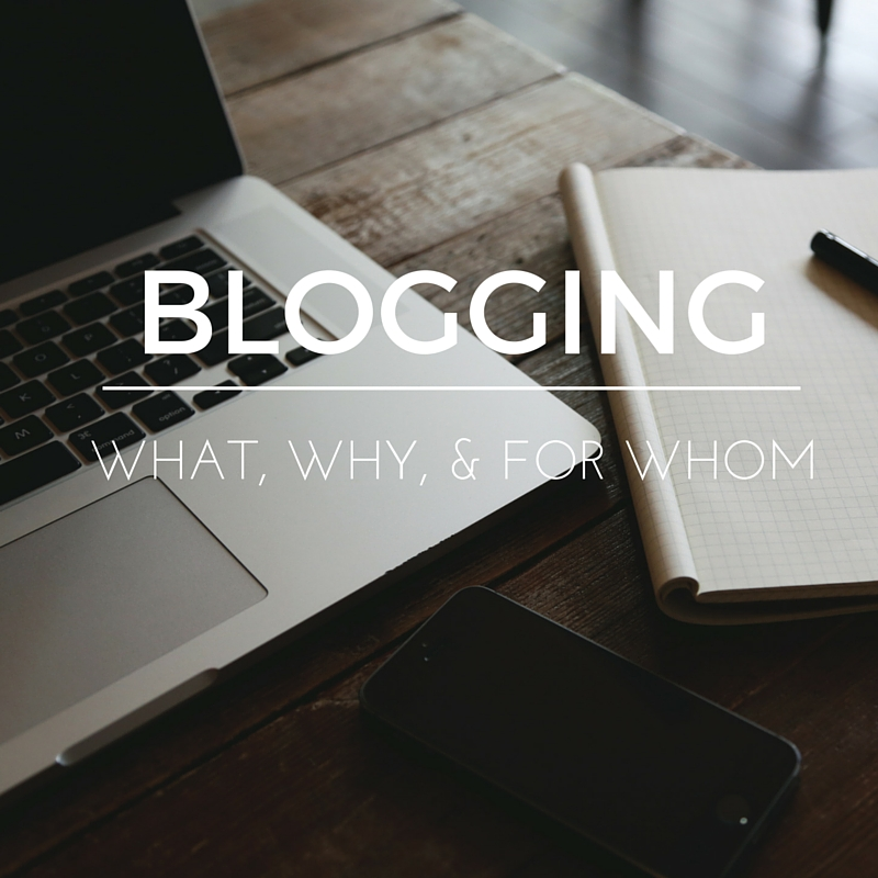 blogging manifesto | lovettejam