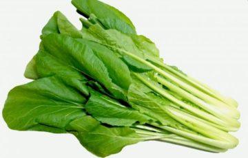 小松菜 生 適量 効果