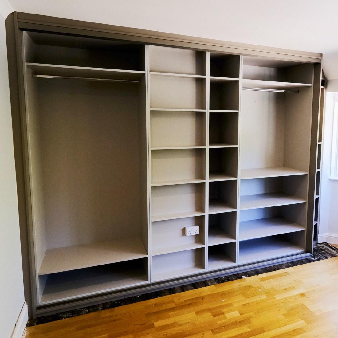 Bespoke fitted wardrobe Nash Mills