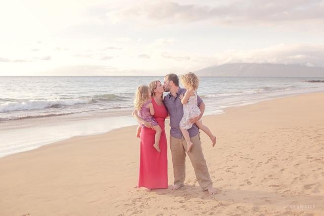 Family portrait Maui
