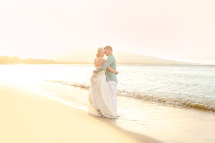 Maui trash the dress photographer