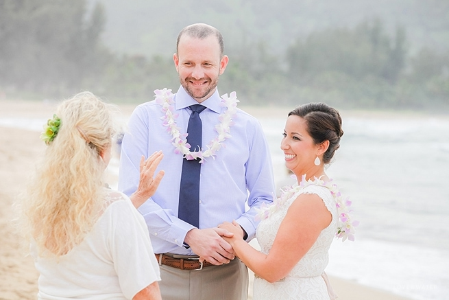 Hanalei Bay Elopement by Kauai Wedding Photographers www.lovewaterphoto.com #BHLDN #BHLDNBride #Kauai #BeachWedding #KauaiElopement #HanaleiBay #HawaiiWedding