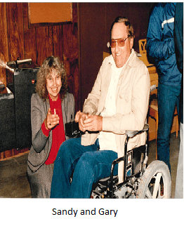 Sandy & Gary
