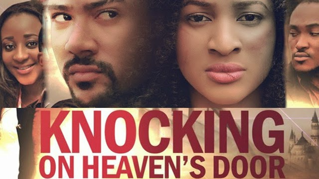 Image result for knocking on heavens door nigerian movie