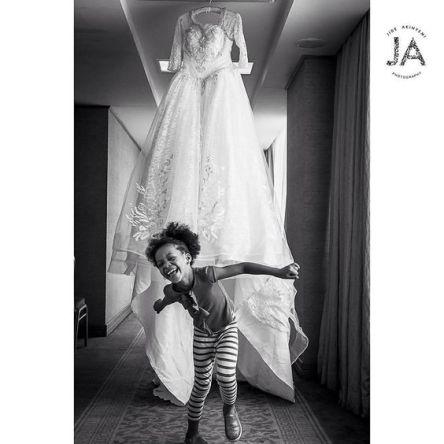 Little Children at Nigerian Weddings Jide Akinyemi Photography LoveWeddingsNG