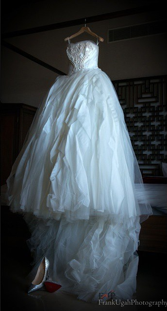 Onyinye Carter Bosah Chukwuogo Wedding