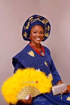 Nigerian Traditional Bride Tolulope weds Tolulope Ijalana Oke LoveWeddingsNG