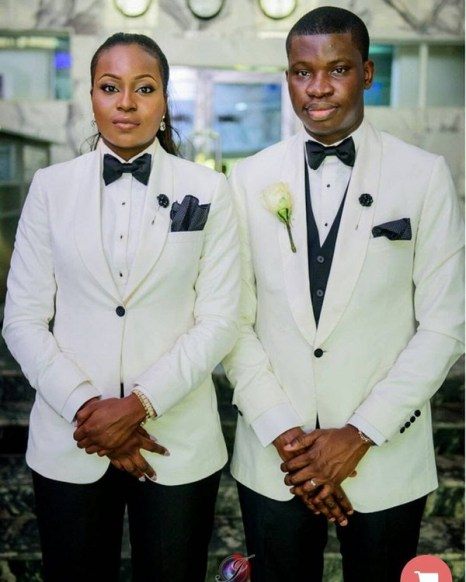 Nigerian Wedding Trend Female GroomsLady Best Woman LoveWeddingsNG 1