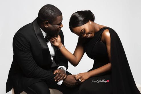 Nigeran PreWedding Shoot Bose Ojo Tokunbo #BToks17 LoveWeddingsNG 13
