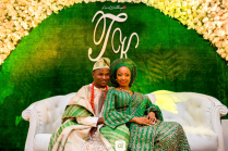 Nigerian Traditional Bride and Groom Temi and Kehinde 2706 Events LoveWeddingsNG 3