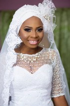 Nigerian Wedding Trend 2017 Bride in Multiple Outfits Traditional Wedding LoveWeddingsNG 2
