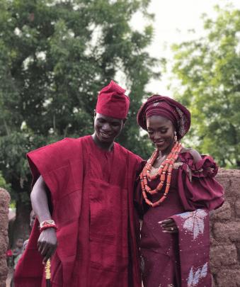 Emmanuel Oyeleke #Mimanuel2017 - Nigerian Wedding Vendors who got married in 2017 LoveWeddingsNG Fola Babarinde 2