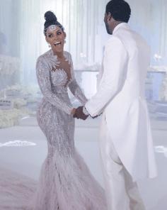 Gucci Mane and Keyshia Ko'air #TheManeUnion Wedding LoveWeddingsNG