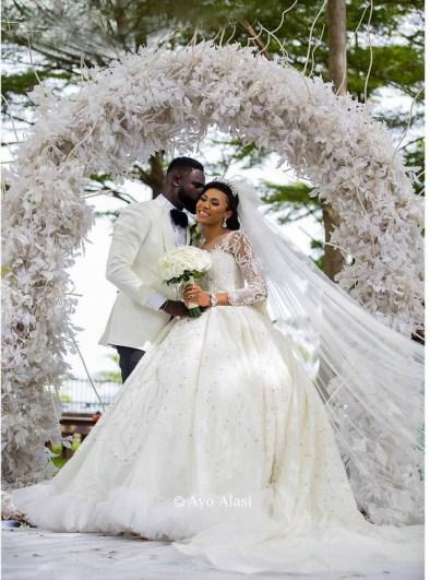 Nigerian Celebrity Wedding Yomi Casual #TheCasuals17 Ayo Alasi LoveWeddingsNG