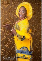 Nigerian Hot Wedding News Ankara Aso Oke Klala Photography LoveWeddingsNG 2