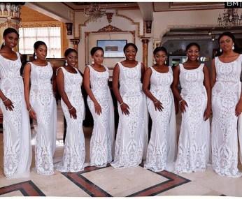 #Alfreds2017   Bridesmaids in Ms Makor