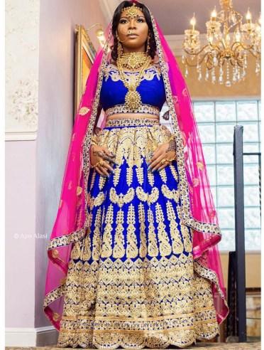 Nigerian Hot Wedding News Rhonkefella South Asian Bridal Inspiration LoveWeddingsNG