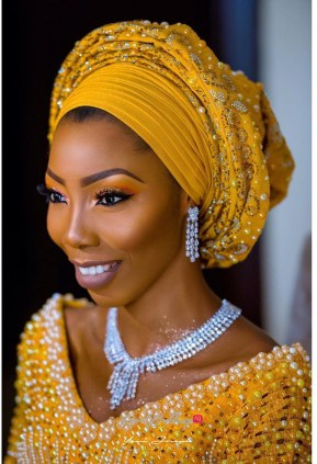 Nigerian Hot Wedding News The Designer Bride Ms Makor Lavish Bridals LoveWeddingsNG