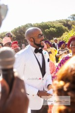 Banky Wellington and Adesua Etomi Outdoor White Wedding in Cape Town #BAAD17 Alistair Englebert Preston Photography LoveWeddingsNG