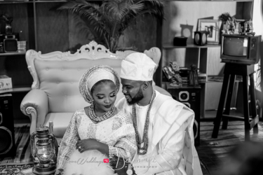 Dami and Deji's Vintage Themed Traditional Wedding LoveWeddingsNG #DWedding17