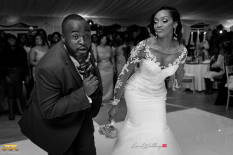 Ghanaian Wedding Bride and MC Bema and Cherelle Adjei-Ampofo JOT Photography LoveWeddingsNG