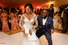 Ghanaian Wedding Bride and MC Tandoh Bema and Cherelle Adjei-Ampofo JOT Photography LoveWeddingsNG