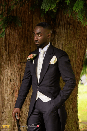Ghanaian Wedding Groom Bema and Cherelle Adjei-Ampofo JOT Photography LoveWeddingsNG