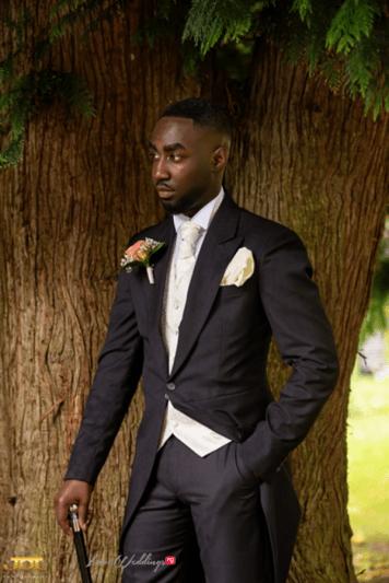 Ghanaian Wedding Groom Bema and Cherelle Adjei-Ampofo JOT Photography LoveWeddingsNG