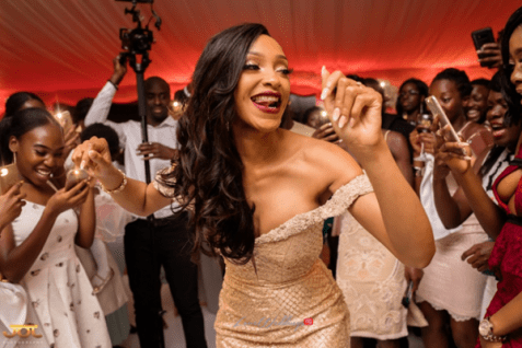 Ghanaian Wedding Turn Up After Party Bride Bema and Cherelle Adjei-Ampofo JOT Photography LoveWeddingsNG